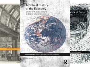 RIPE Series in Global Political Economy (51-98) (48 Book Series)