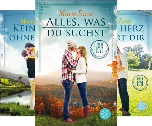 Lost in Love - Die Green-Mountain-Serie (Reihe in 10 Bänden)