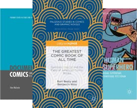 Palgrave Studies in Comics and Graphic Novels (21 Book Series)