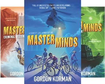 Masterminds  3 Book Series