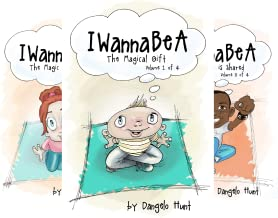 IWannaBeA (4 Book Series)