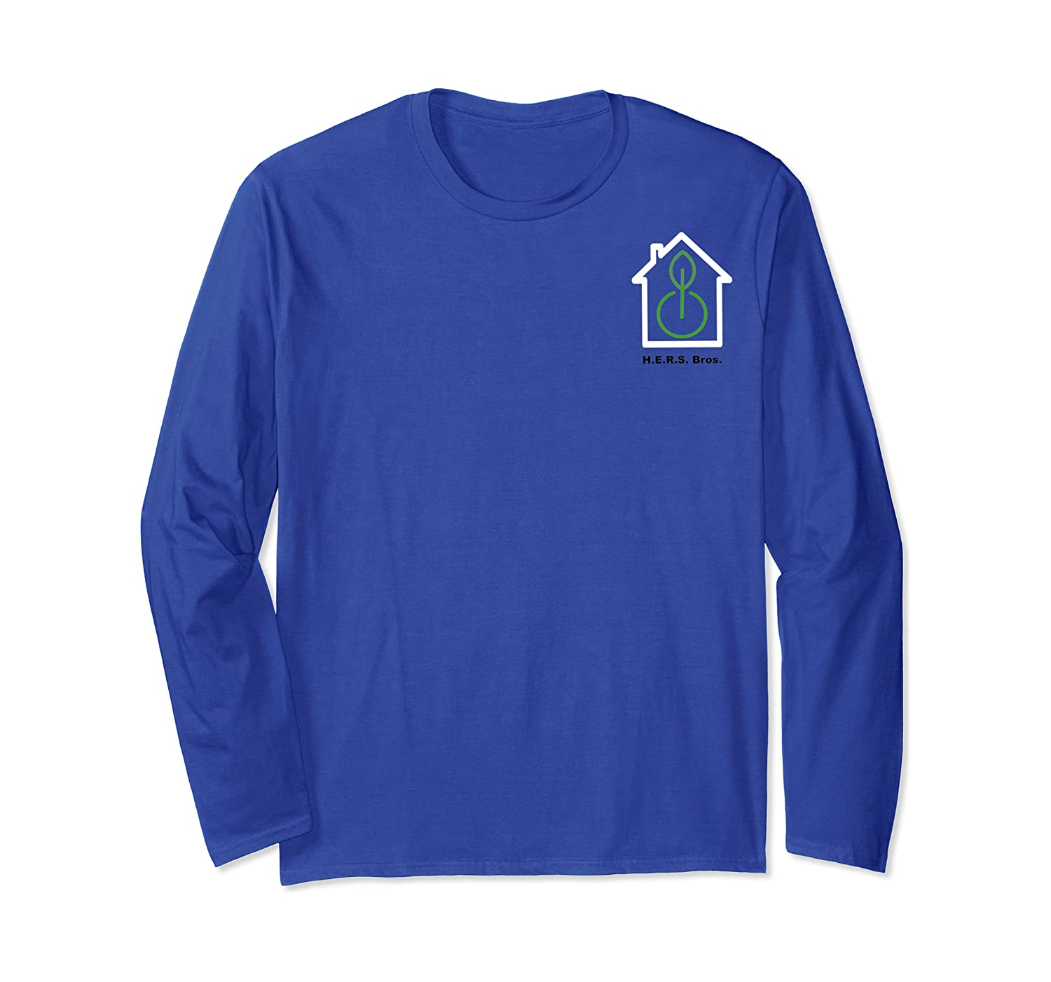 S Hers Bros Home Energy Rating System T-shirt Long Sleeve T-shirt