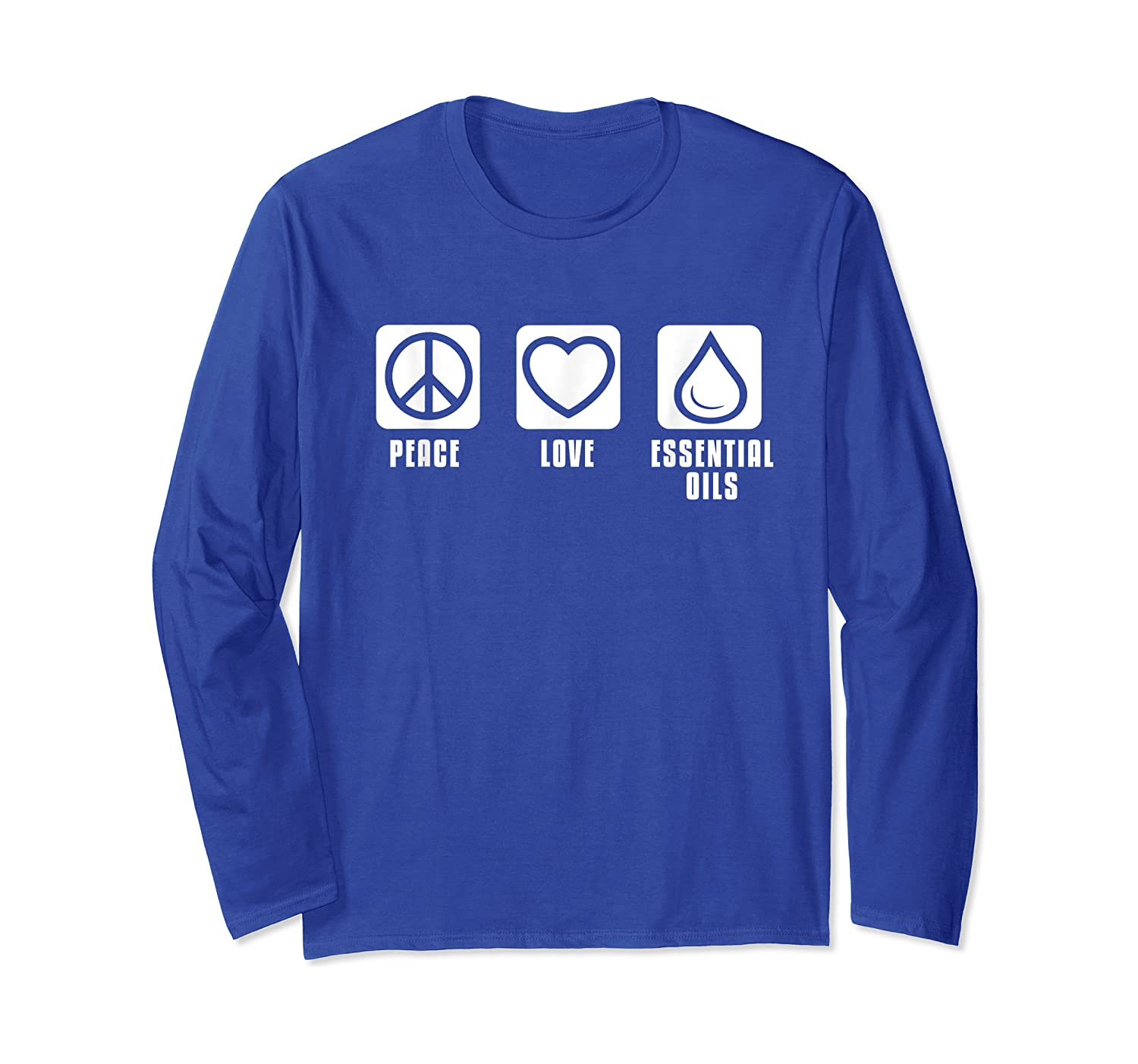 Essential Oil Gifts Shirts Long Sleeve T-shirt