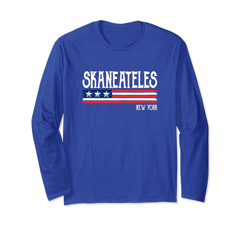 Skaneateles Lake New York NY Gift Long Sleeve T-Shirt
