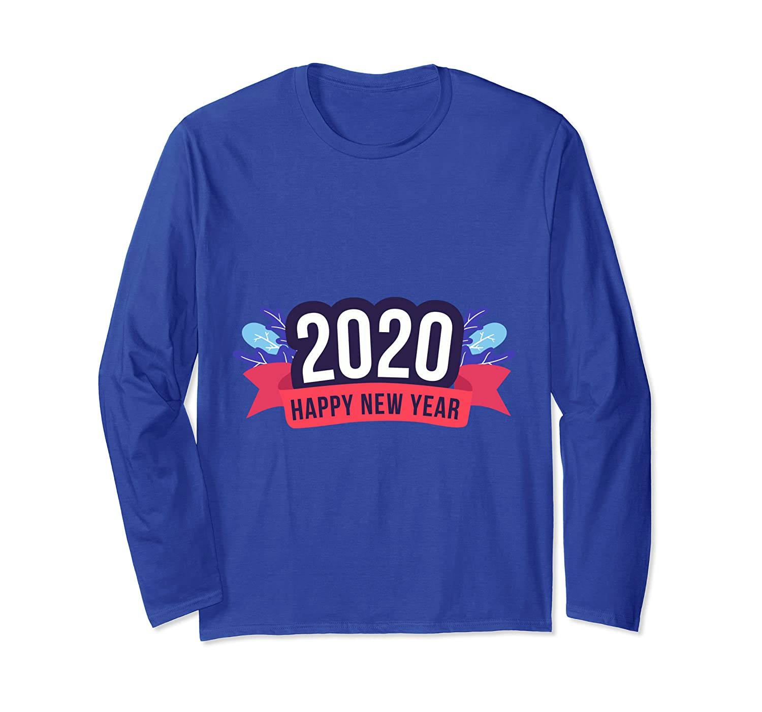 Happy New Year 2020 Perfect New Years Eve Day Party Gift Long Sleeve T-Shirt