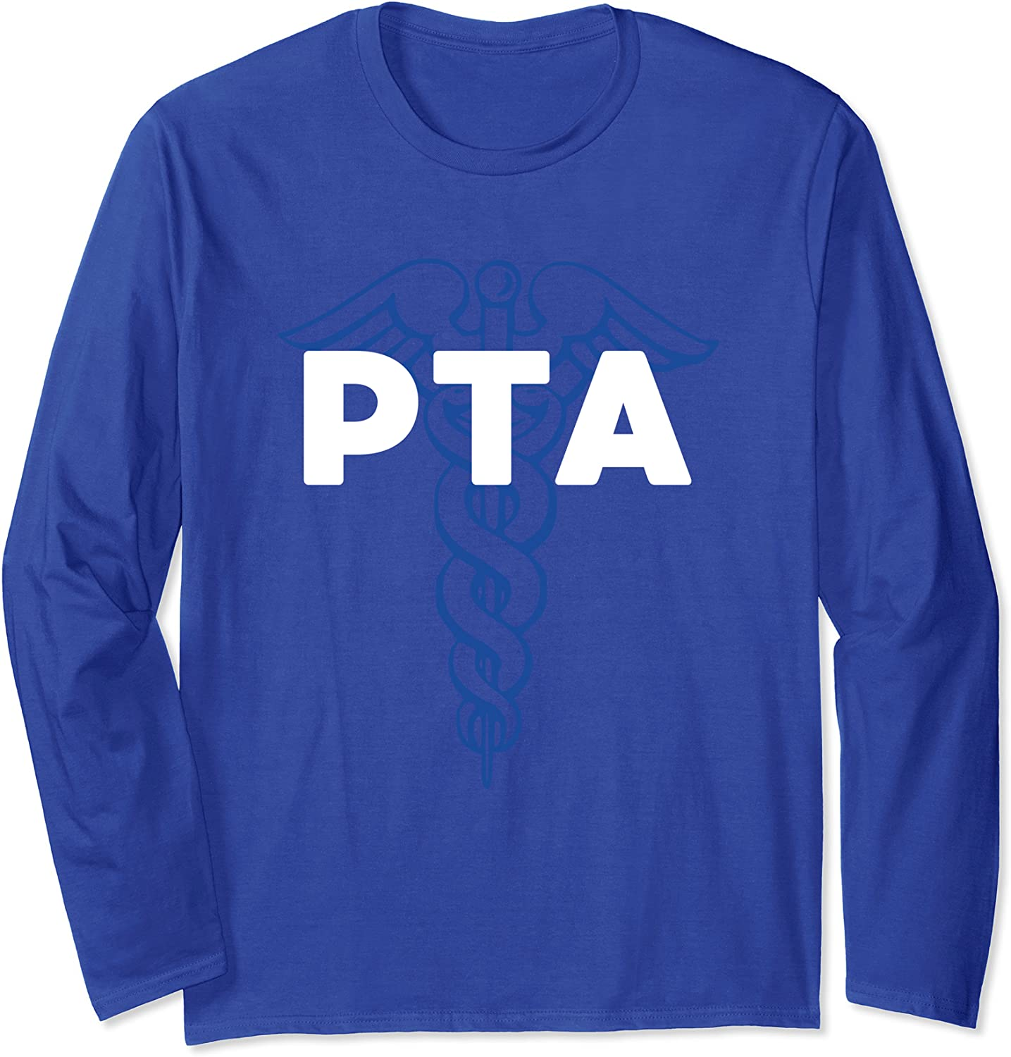 'Physical Therapy Assistant' Funny PTA, PT, OT, OTA Long Sleeve T-Shirt-ANZ