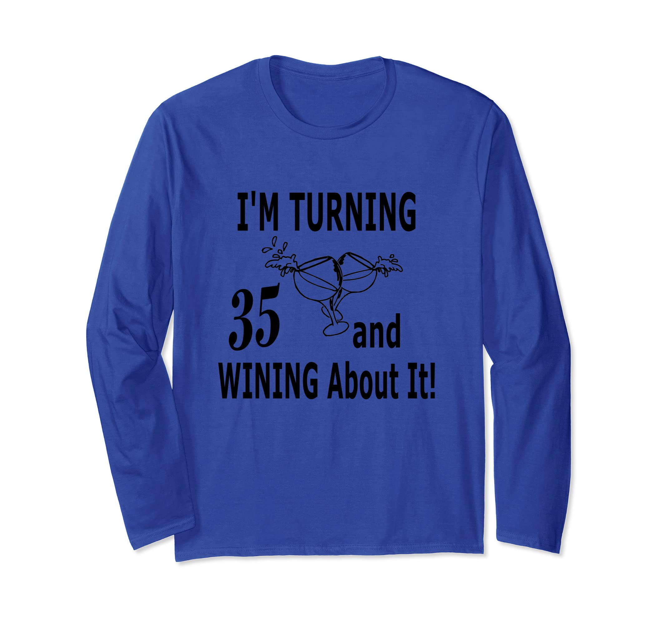 Amazon 35th Birthday Shirts For Men Women Turning 35 Year Old Shirt Clothing