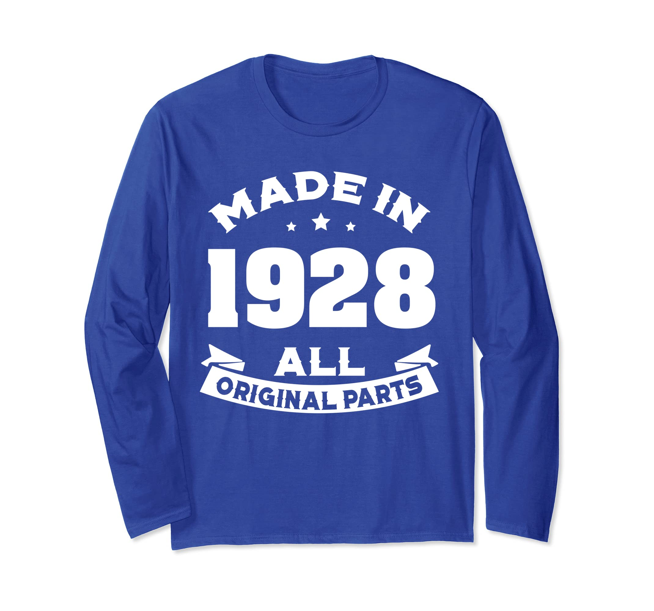 All Original Parts Made In 1928 90th Years 90 Birthday Shirt-ANZ