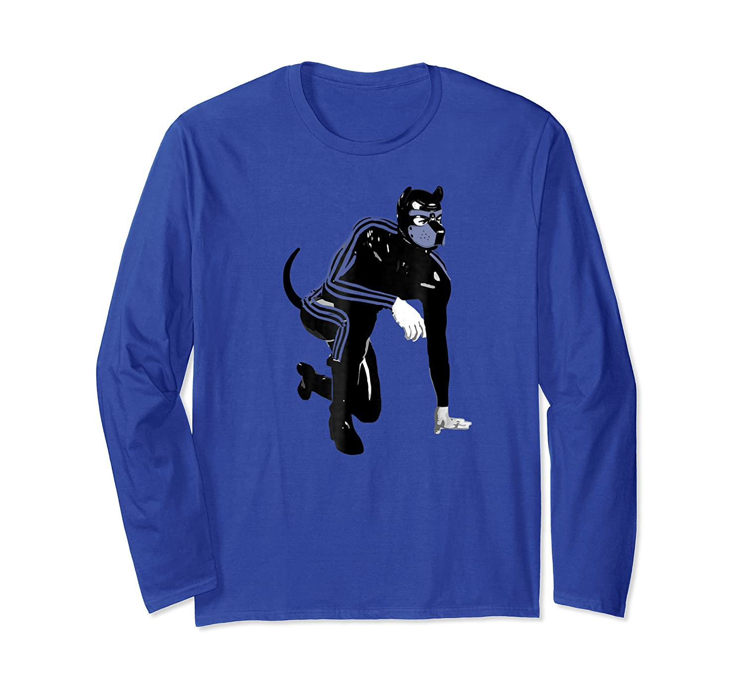 Rubber Puppy Popular Gay Pride Month Shirts Long Sleeve T-shirt