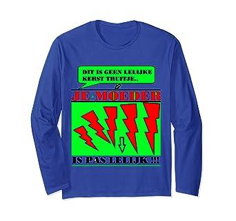 Uniseks Kersttrui.Amazon Com Grappige Kerst Trui Shirt Clothing