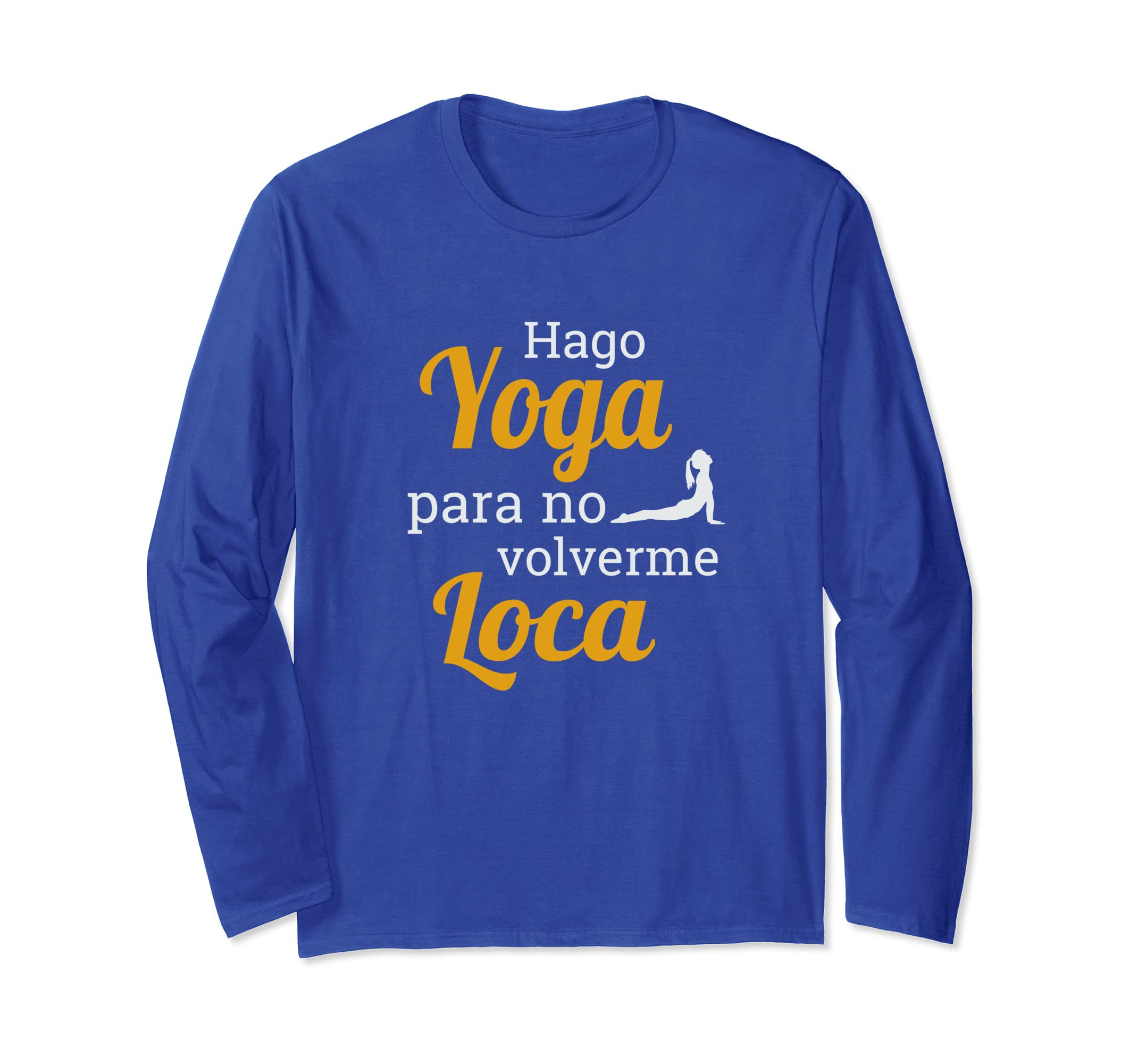 Amazon.com: Camisa graciosa un perfecto regalo para Yoginis ...