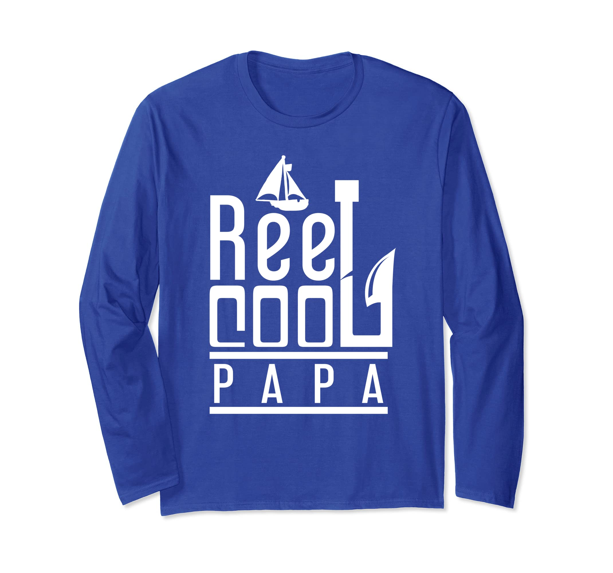'Reel Cool Papa' Awesome Fishing Father's Day Shirt-azvn