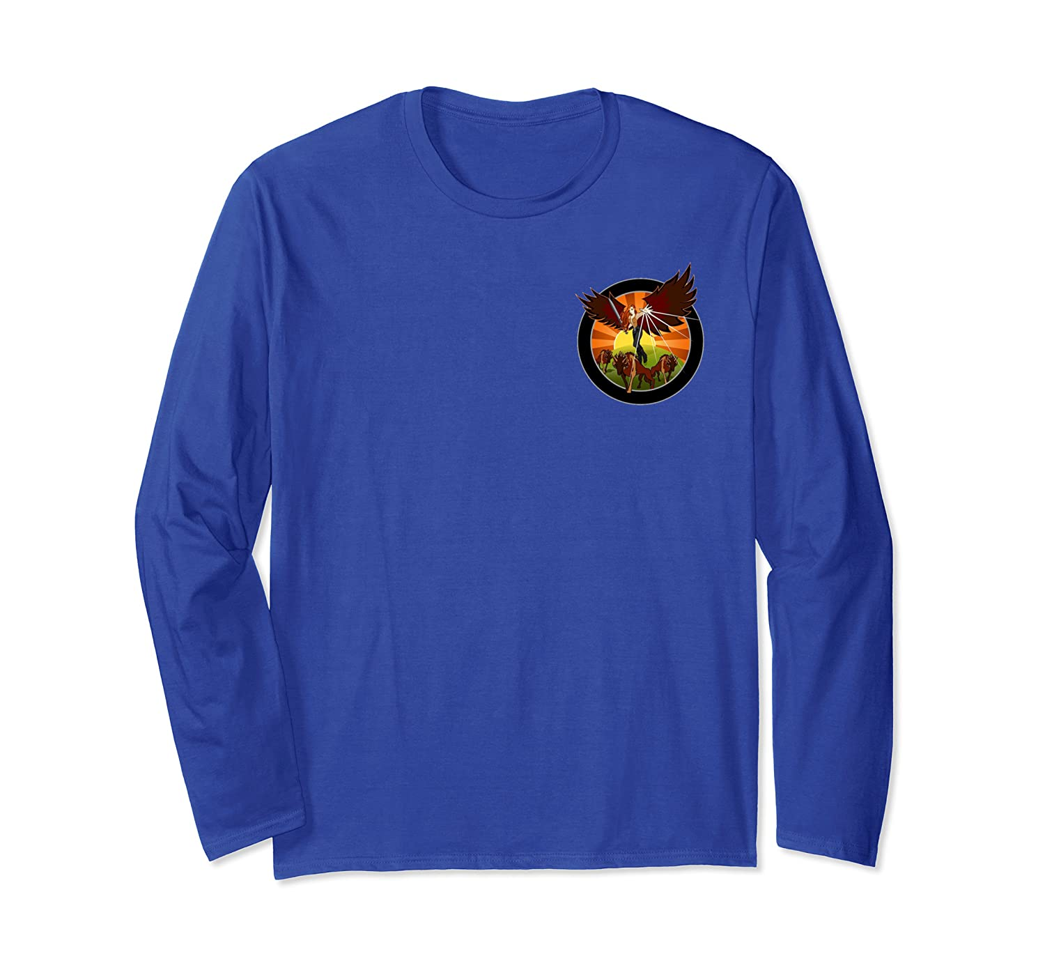 Quasar NRO L-33 USA-252 Satellite Launch Patch Long Sleeve