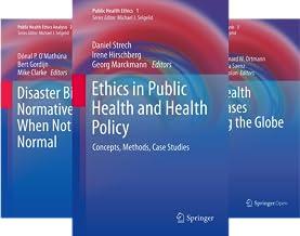 Public Health Ethics Analysis (4 Book Series)