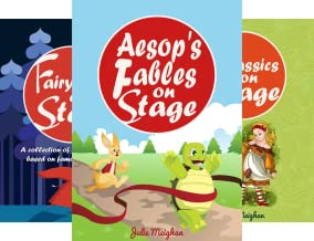 On Stage Books (14 Book Series)