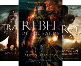 Rebel of the Sands (3 Book Series)