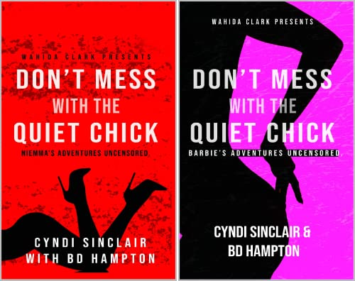Don't Mess With The Quiet Chick (2 Book Series)