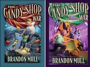 Candy Shop War (2 Book Series)