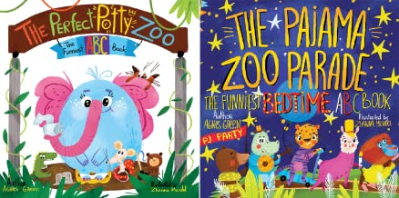 The Funniest ABC Books (2 Book Series)