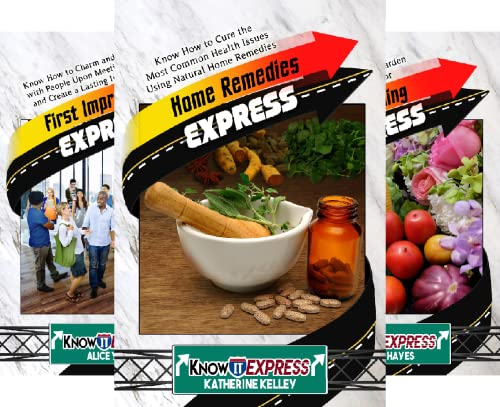 KnowIt Express (16 Book Series)