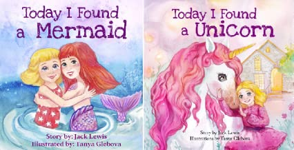 Today I Found... (2 Book Series)