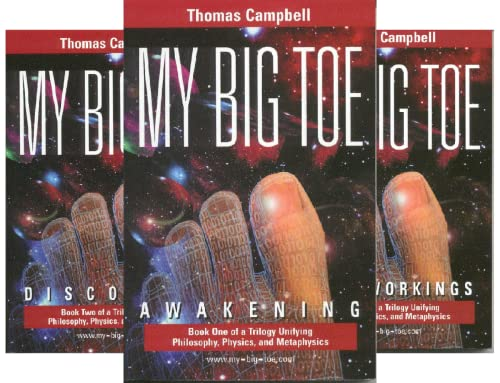 My Big Toe (3 Book Series)
