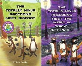The Totally Ninja Raccoons (2 Book Series)