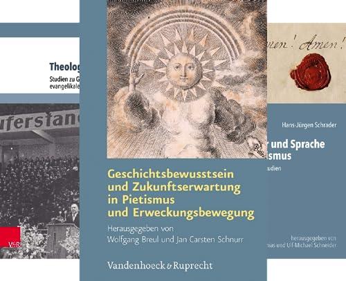 Arbeiten zur Geschichte des Pietismus (Reihe in 5 Bänden)