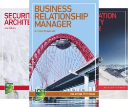 BCS Guides to IT Roles (11 Book Series)