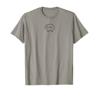 Amazon Com Lost Sheep He Leaves The 99 For The 1 Christian Gift T Shirt Clothing Realize your fantasy in holyclothing. lost sheep he leaves the 99