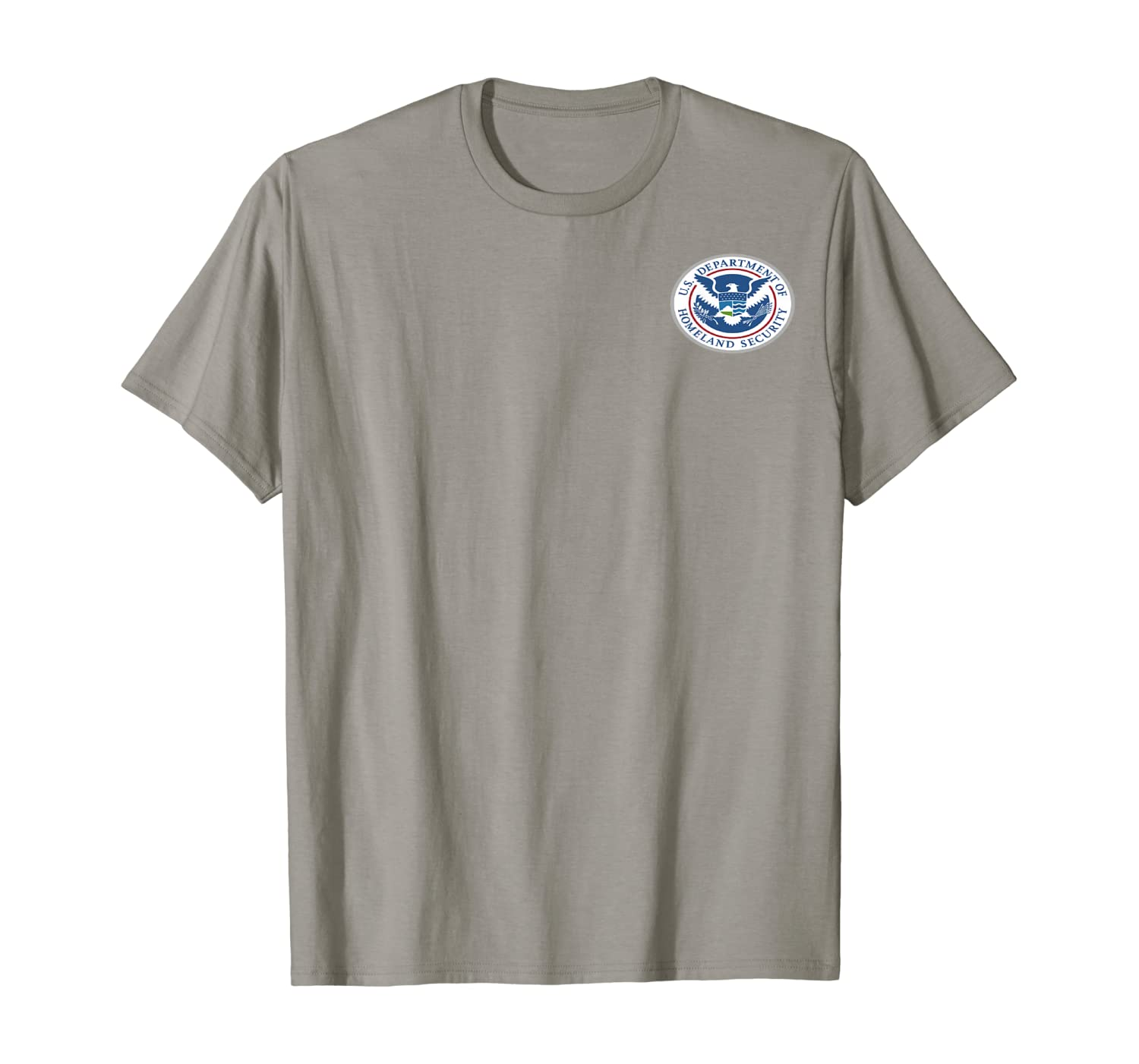 U.S. DEPARTMENT OF HOMELAND SECURITY - T-SHIRT