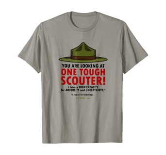 One Tough Scouter!
