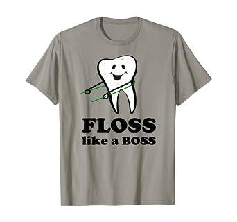 Floss Dance Floss Like A Boss Langarmshirt