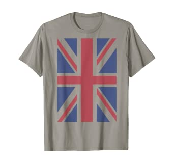 Amazon Com Union Jack Flag England Great Britain United Kingdom T