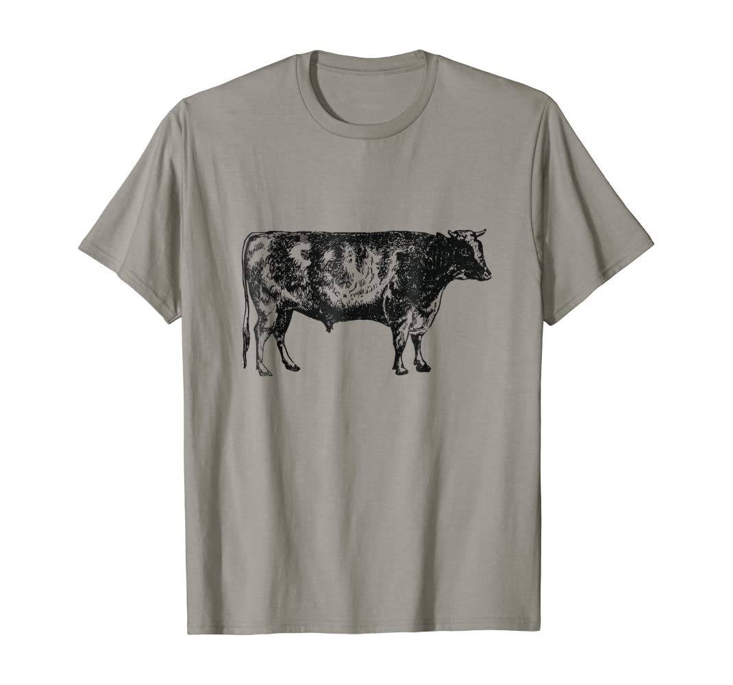 Amazon Com Bull T Shirt Love Rodeo Ox Cow Play Grass Farm Country Clothing