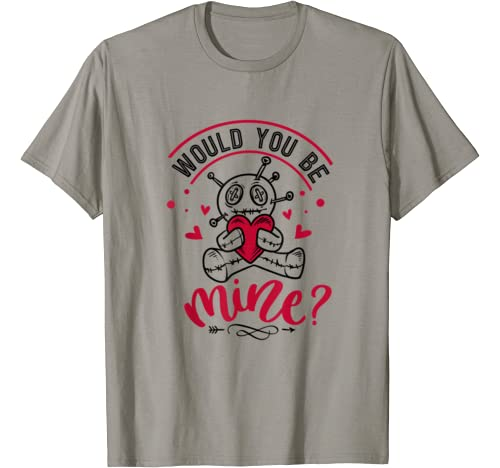 Anti Valentines Day Gifts   Would You Be Mine T Shirt