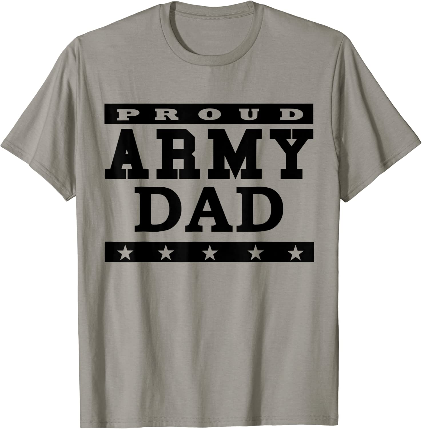 Mens New product Proud famous Army Dad T Stars USA Shirt with 5