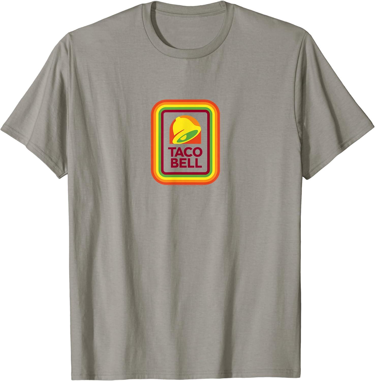 Taco Bell Vintage Logo T-Shirt