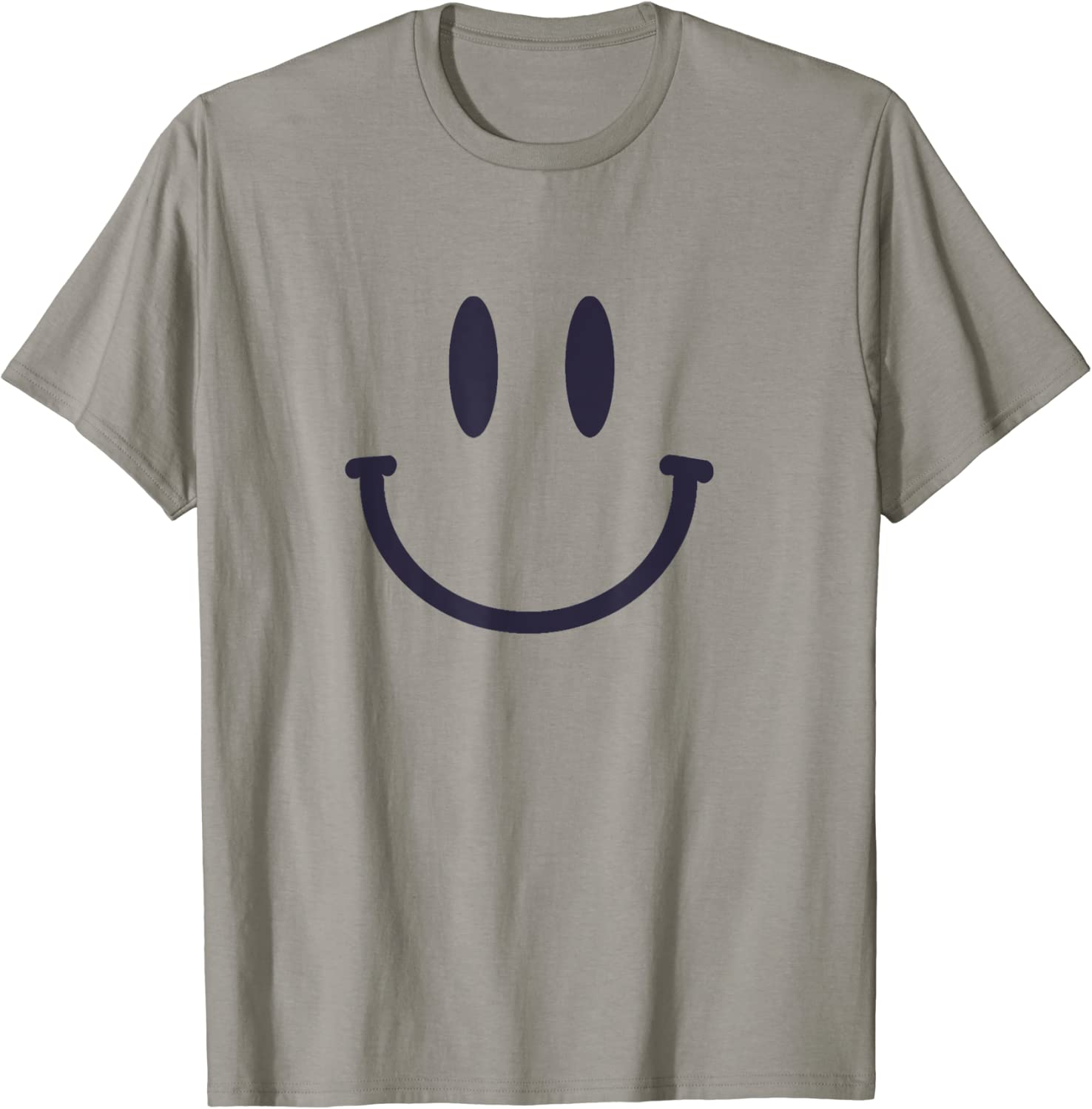 Special sale item Smiley Face Cute Positive Motivational Happy Smile T-Shirt Brand new