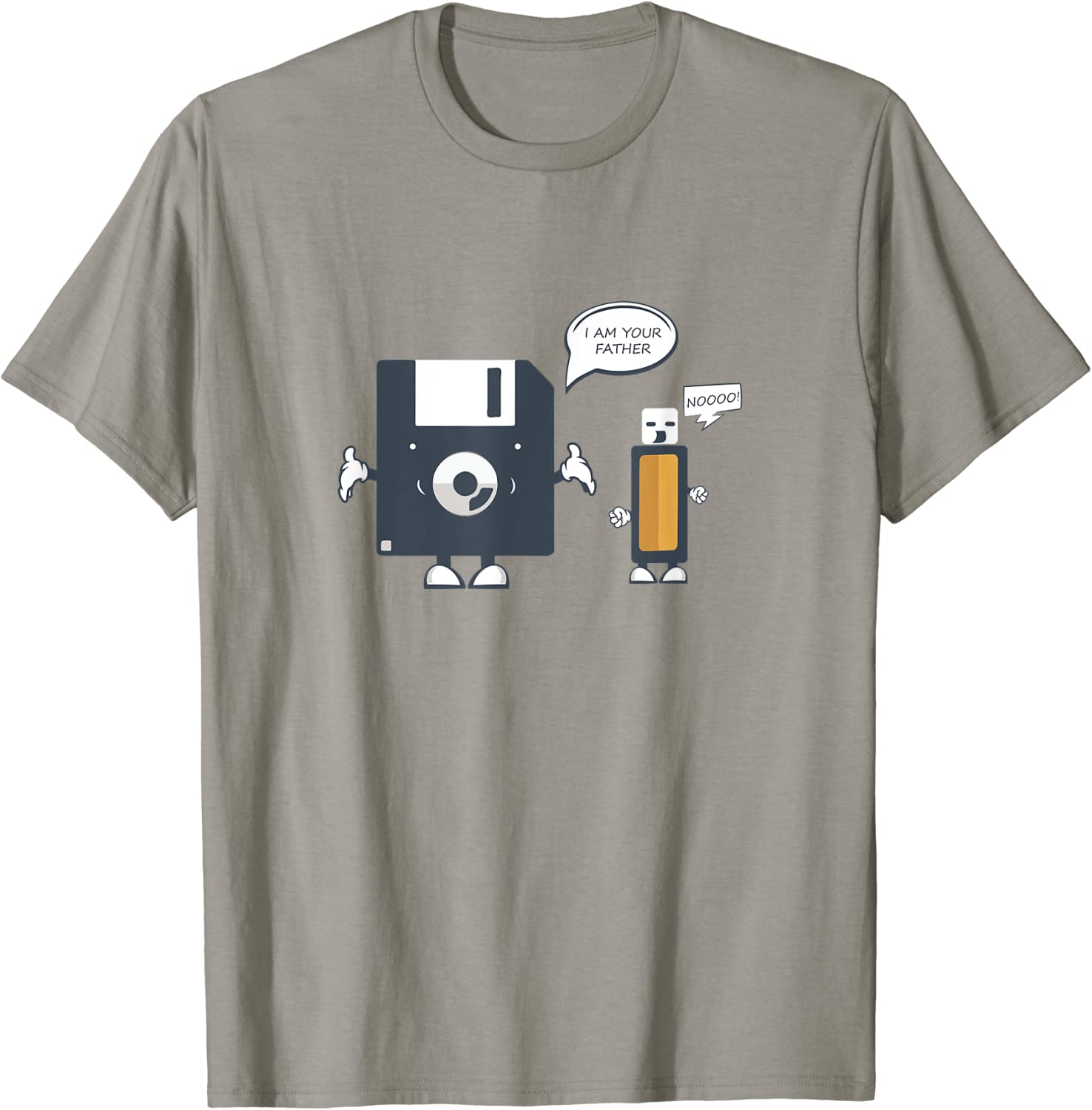 USB Floppy wholesale Disk I Am Your Funny Father low-pricing TShirt Geek Tee Nerd