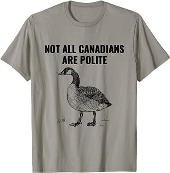 Canada Goose Souvenir T-Shirt