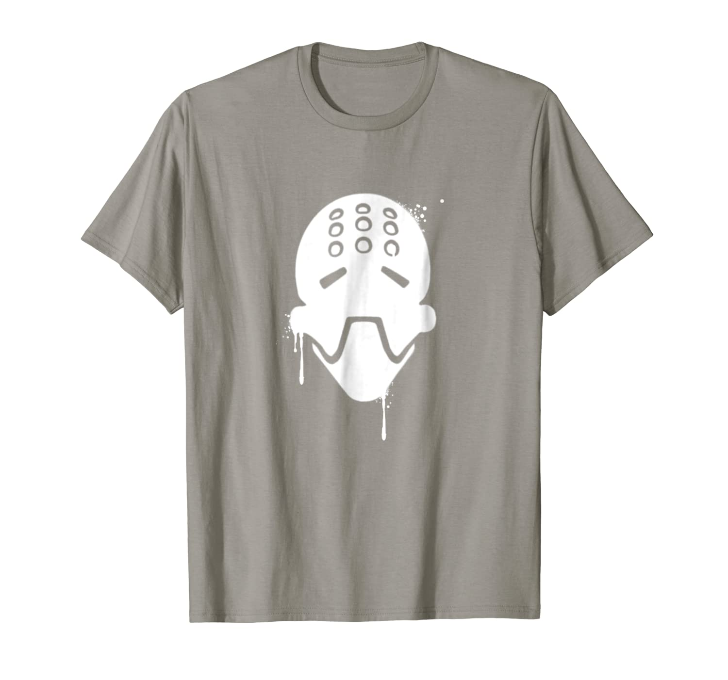 Overwatch Zenyatta Icon Spray Tee Shirt