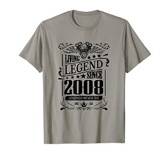 Amazon.com: Camiseta de cumpleaños para niños de 11 años ...
