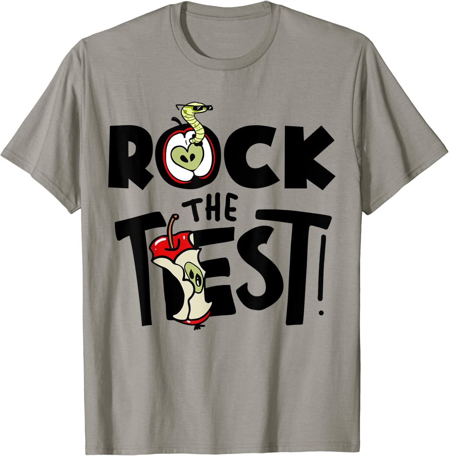 Test day tshirt for students do your best test tee shirt