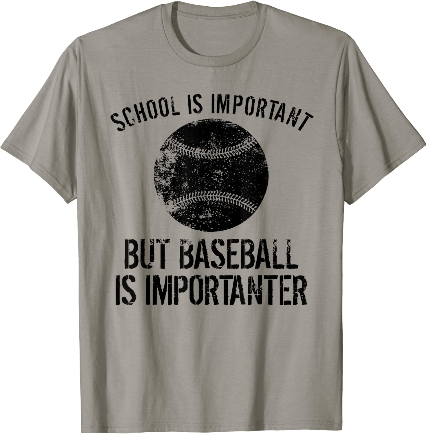 loltops Education is Important But Gaming T-Shirt for Boys Teens