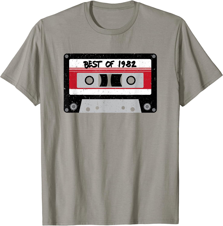 Mens T Shirt Retro VHS Cassette 80/'s Great Gift For Men Novelty Item