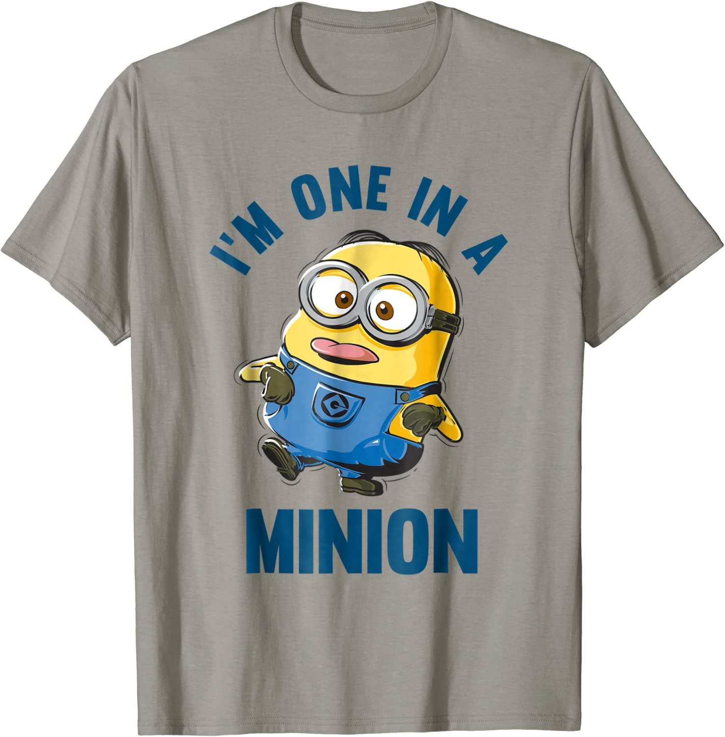 Minion T-Shirt for Boys or Girls Despicable Me Minions T Shirt Tee Shirts