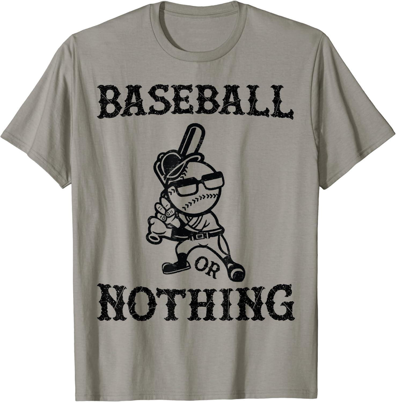 Eat Sleep Baseball Repeat T-Shirt Catcher Pitcher Baseball Kids Gift Baseball Lover Tee Shirt