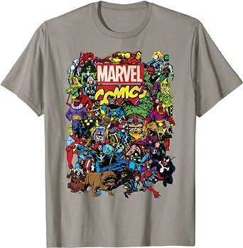 Flash Superhero Avengers Cartoon Comic Girls Womens T shirt Tee Top