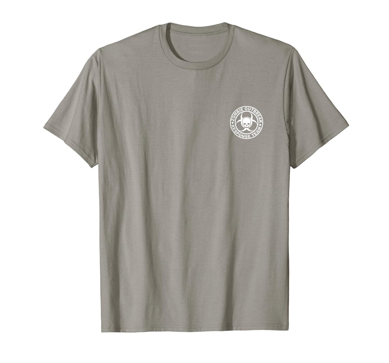 Zombie Outbreak Response Team T-shirt Apocalypse